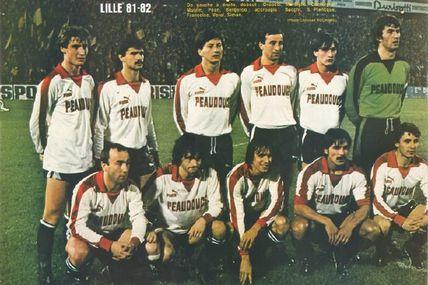 Carte de France, saison 81/82 !