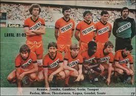 """Kits maillots """"Vintage"""" Saison 81/82 !"""